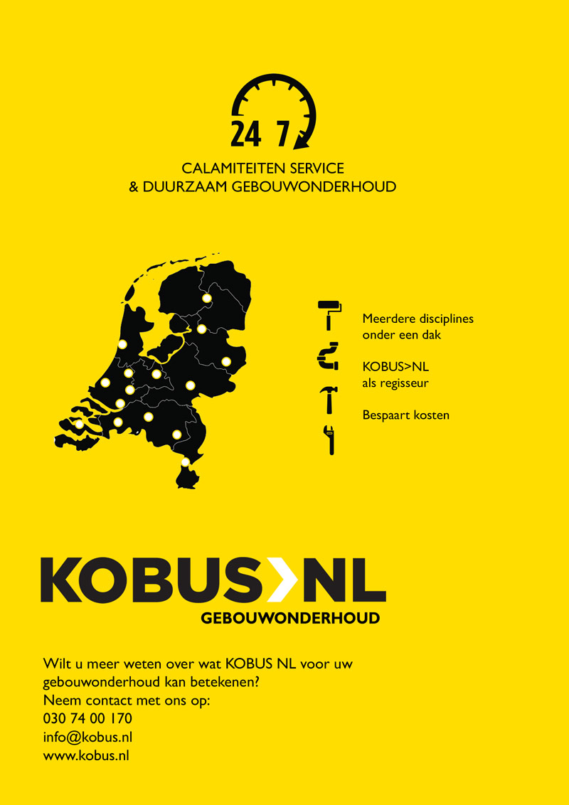 Kobus Advertentie