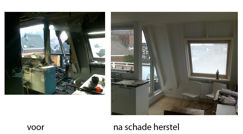 Herstel Schade Appartement Nijmegen